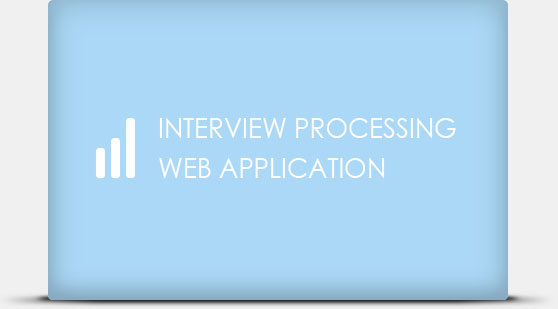 Interview-Processing-Web-Application